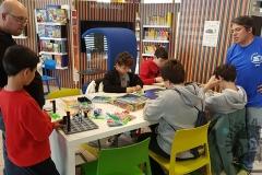 Biblioteca Luzi Firenze - 10 novembre 2018