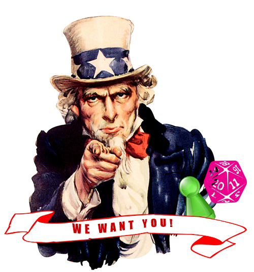 We want you in Ludissea 42