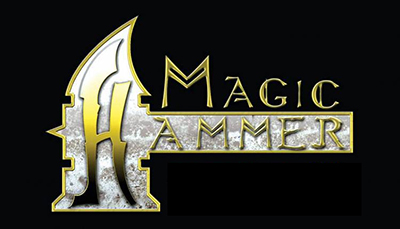Logo Magic hammer