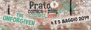 Prato comics + play 2019
