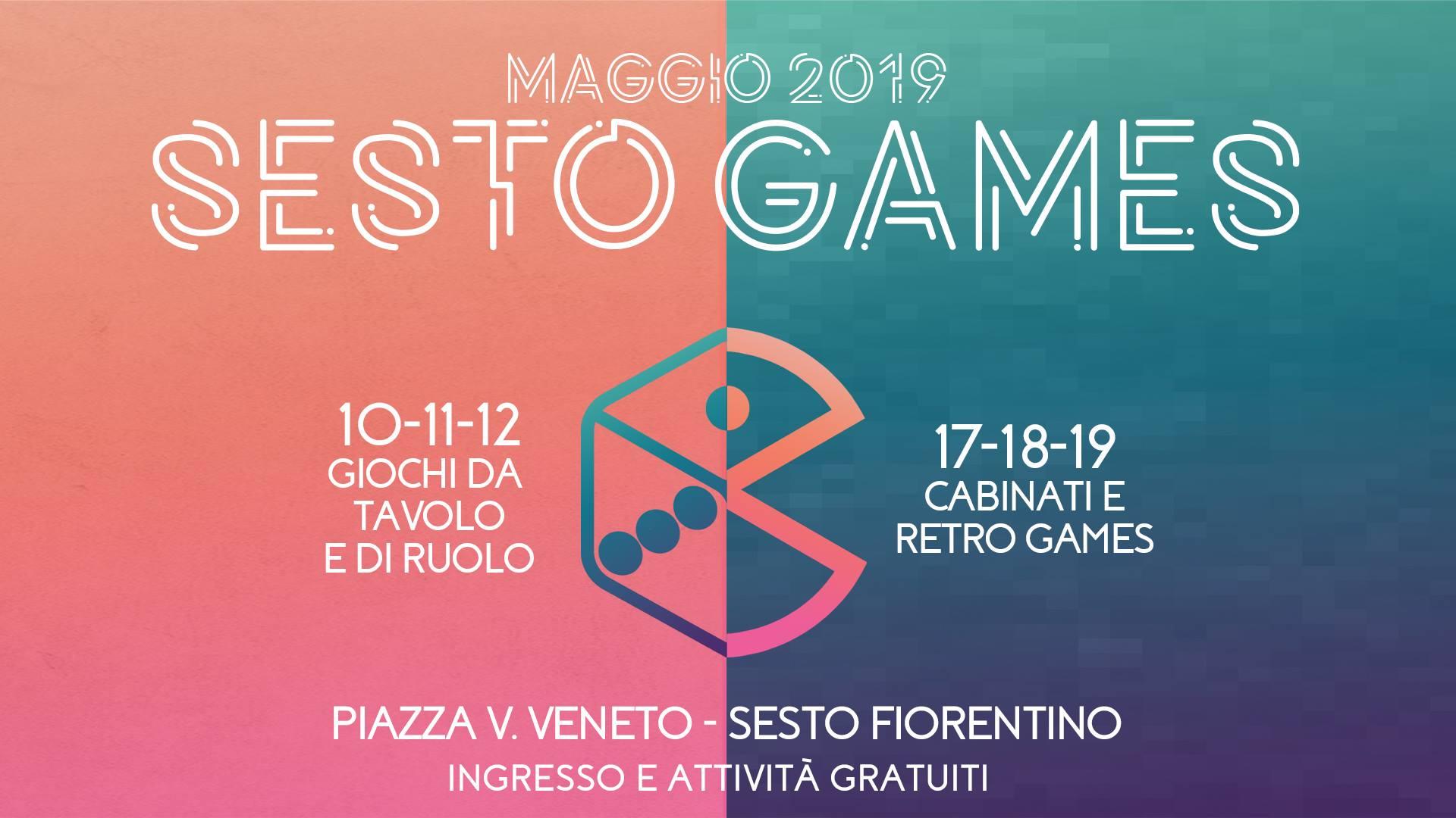 Sesto Games 10-11-12 maggio 2019